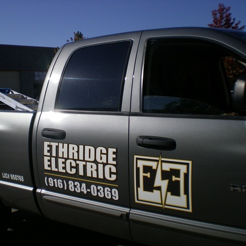 Logo design & vehicle graphics