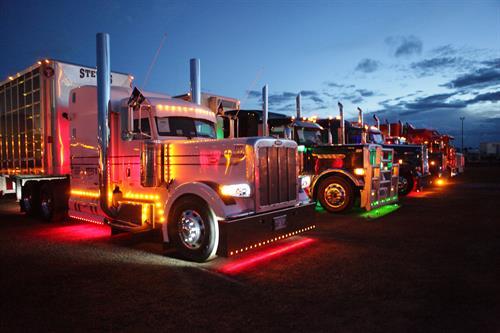 Pro Trucker Show & Shine