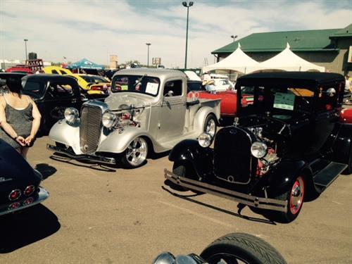 Blackjacks Spring Classic Car Show