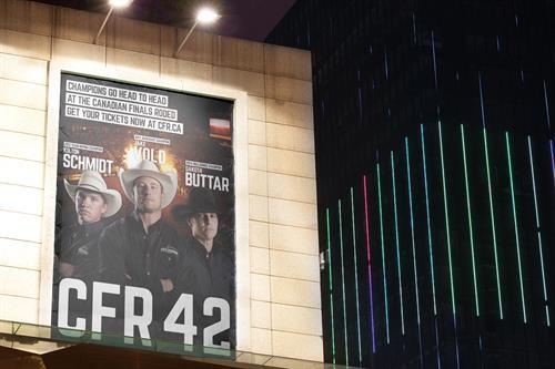 2015 CFR Campaign—designed by Travis Sarvas as a Northlands team member.