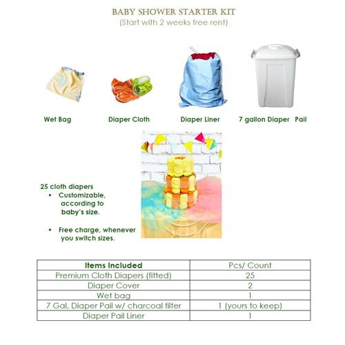 Baby Shower Program