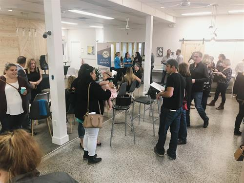 Fall 2019 Event at The Lighthouse COwork