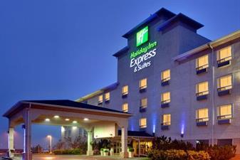 Holiday Inn Express Intl Airport