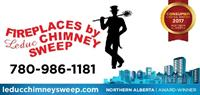 Fireplaces by Leduc Chimney Sweep - Leduc