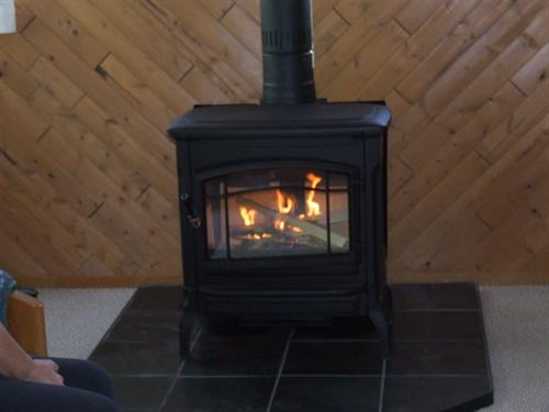 Woodstove Installation