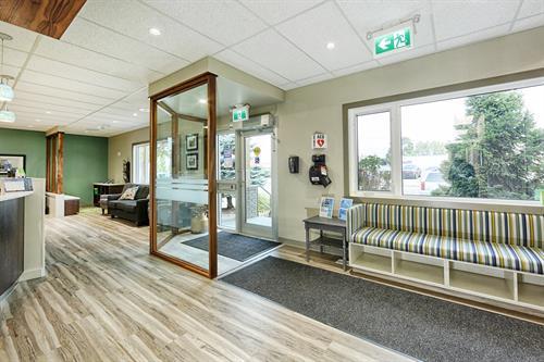 Prairie Dental Leduc - Front Entrance