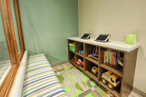 Prairie Dental Leduc - Kids Area iPads
