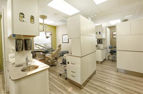 Prairie Dental Leduc - Dentist Operatories
