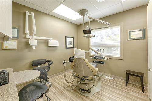Prairie Dental Leduc - Dental Hygiene Operatory