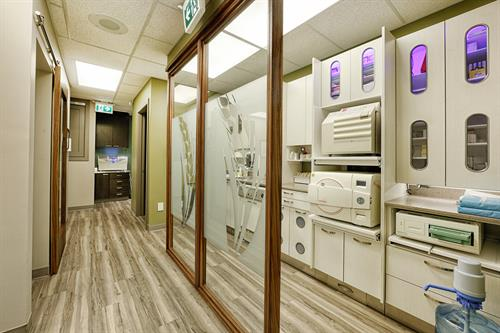 Prairie Dental Leduc - Sterilization Centre
