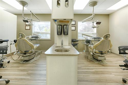 Prairie Dental Leduc - Dentist Chairs