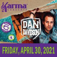 MEMBER HOSTED EVENT: Karma Concert