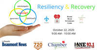 MEMBER HOSTED EVENT: Resiliency & Recovery Panel Discussion | Beaumont Chamber of Commerce