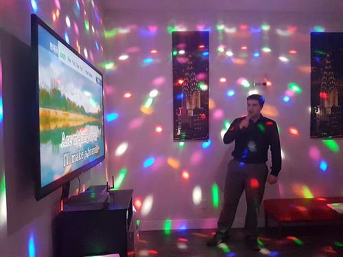 Team karaoke 1
