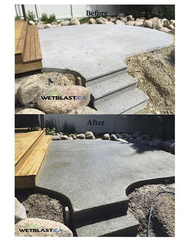 Exposed Concrete Aggregate