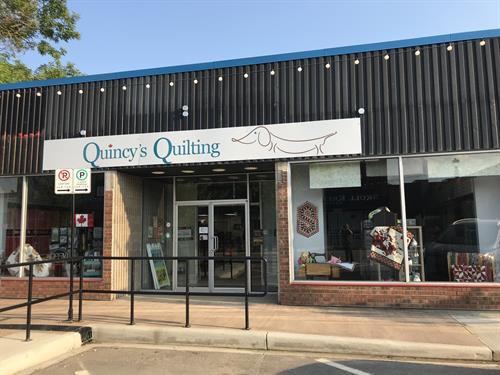 Storefront - 4801 50th Ave.  Leduc, AB