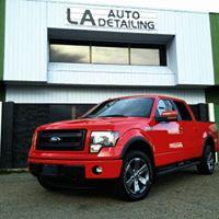 LA Auto Detailing Services