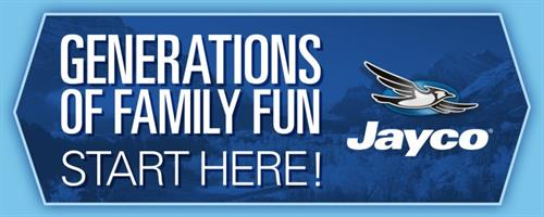 Generations of Family Fun Start here with RV City