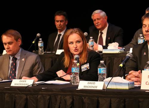 Municipal Election Candidates Forum (Fall 2017)
