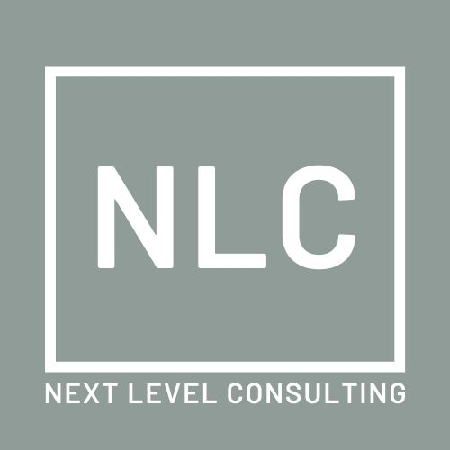 "Next Level Consulting ""Away"" Logo (Dec 2019)"