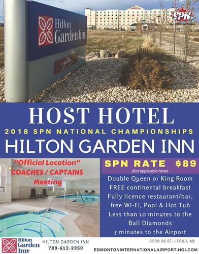 Hilton Garden Inn - HOST HOTEL