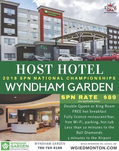 Wyndham Garden - HOST HOTEL