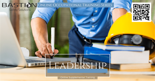 Safety & Leadership Training for Frontline & Industry Leaders