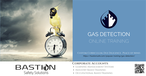 Gas Detection Course Online!