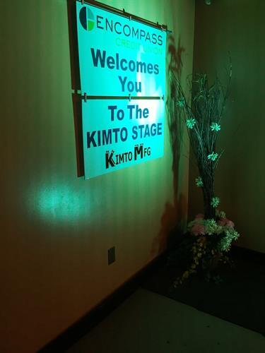 Kimto Stage