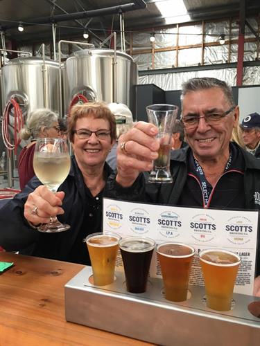 Brewery Tour (New Zealand)
