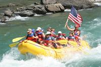 Family Friendly Whitewater Raft Trips