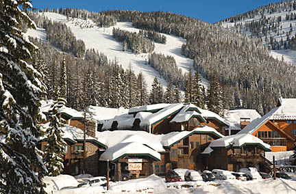 Ski home on Hailey's Run to this cozy Lodge.