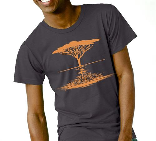 Acacia Tree T Shirt