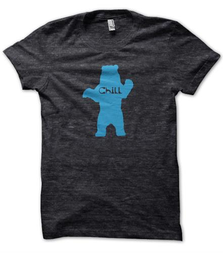 Chill Bear T Shirt