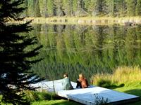 re-fuel in the solace of Montana at Haven Retreats.