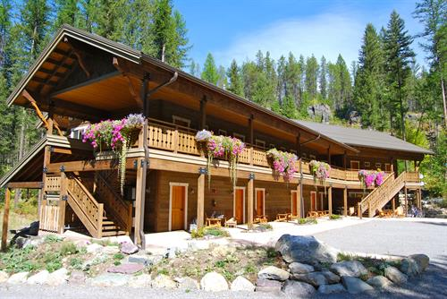Glacier Guides Lodge in West Glacier is rated #1 on TripAdvisor.