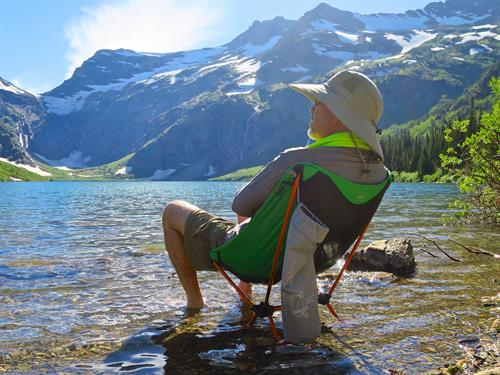 Glacier's exclusive backpacking concession partner since 1983.