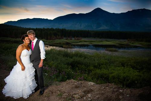Spectacular views for your special day