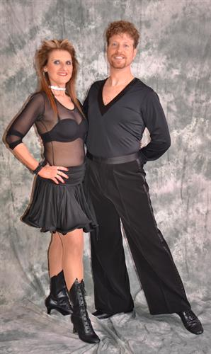 John & Patty dance teachers
