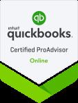 Certified QuckBooks Online Pro Advisor