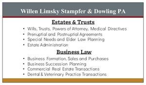 Amy Stampfer Business Card - Back