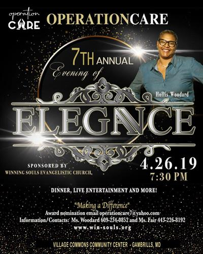 7th Annual Evening of Elegance