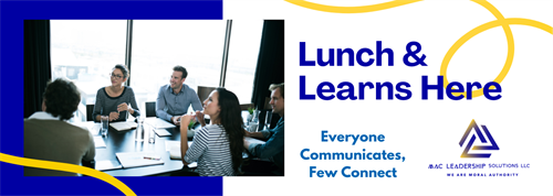 Lunch and Learn Offering