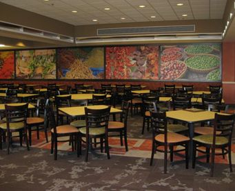 National Cancer Institute Cafeteria - Ft. Dietrick