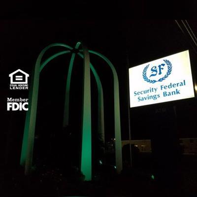 Security Federal Savings Bank | Banks - McMinnville-Warren