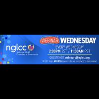 NGLCC Webinar Wednesdays: Embracing the Gender Expansive Community