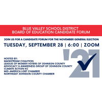 Candidate Forum: Blue Valley School District Board of Education
