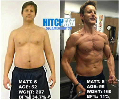 Hitch Fit Transformation
