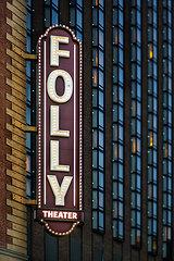 The Historic Folly Sign