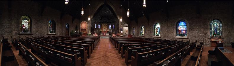 Grace & Holy Trinity Episcopal Cathedral